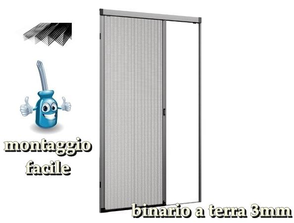Kit zanzariera porta idee per interni e mobili for Porta online shop